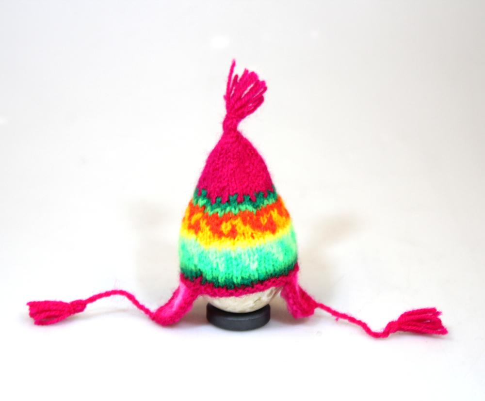 Eierwarmer haan muts paashaas ram uil Titicaca - Peru