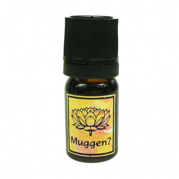 Geurolie 5ml Anti Muggen - Mothers Fragrances, Moeders Geuren - India