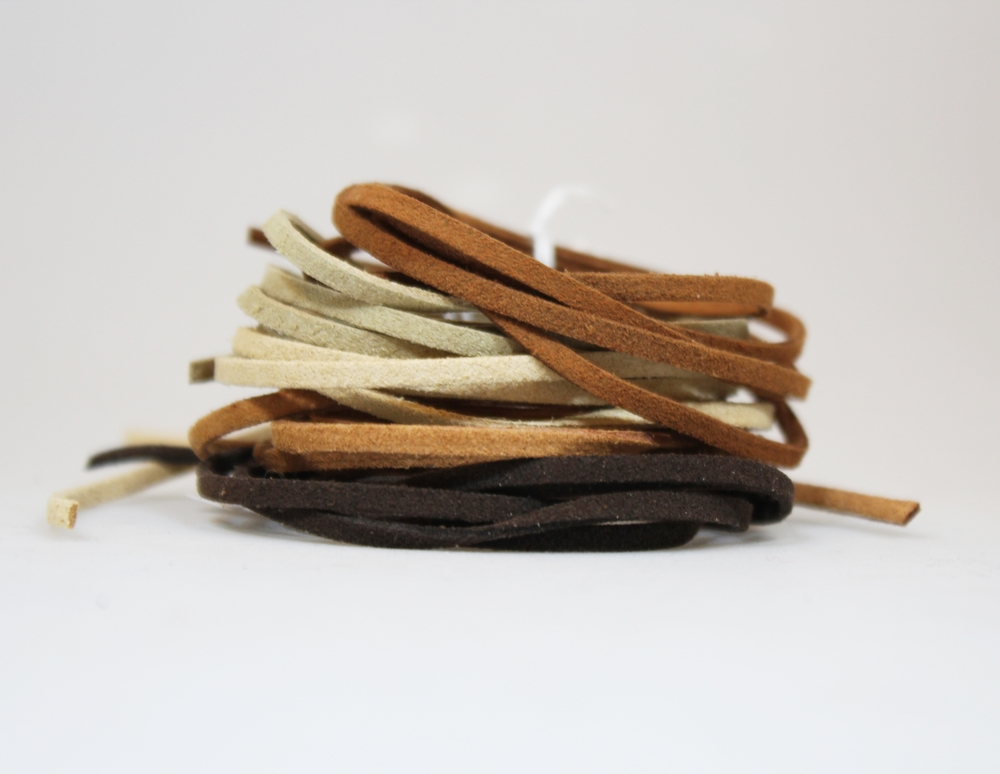 Veter - Band plat 100cm naturel bruin,beige - Mexico