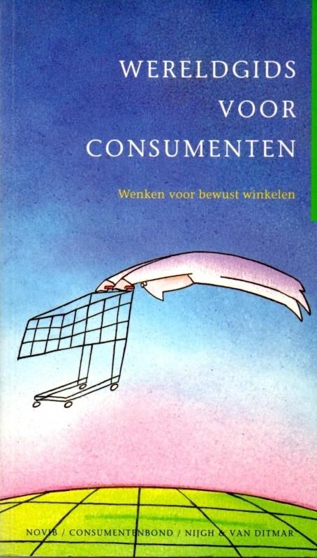 boek Wereldgids voor Consumenten - Novib, Consumentenbond