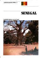 Landendocumentatie Senegal 1981 van der Mark, ex/Bib - Tropeninstituut