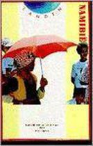 Landenmap Namibie 1990 Marcel Bazer - Novib-Tropeninstituut