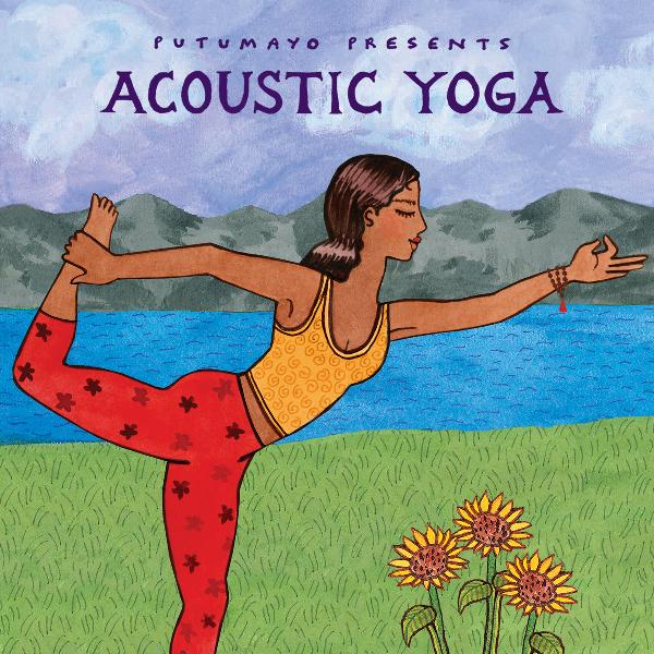 CD Acoustic Yoga - Putumayo