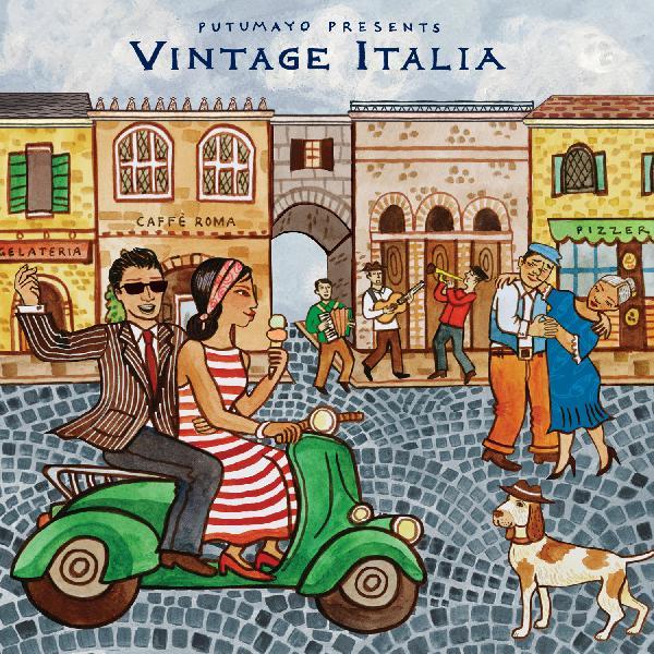 CD Vintage Italia - Putumayo
