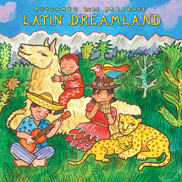CD Latin Dreamland - Putumayo