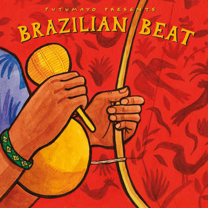 CD Brazilian Beat - Putumayo