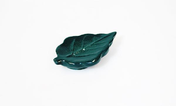 Wierookhouder blad aardewerk - India