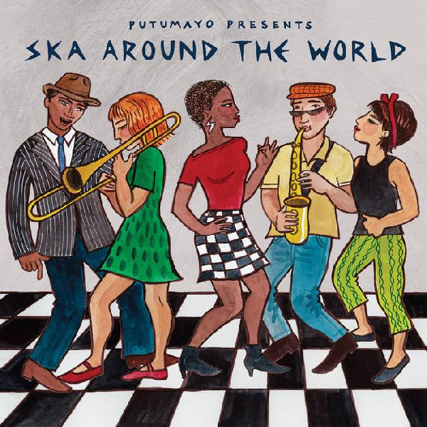 CD SKA around the world - Putumayo