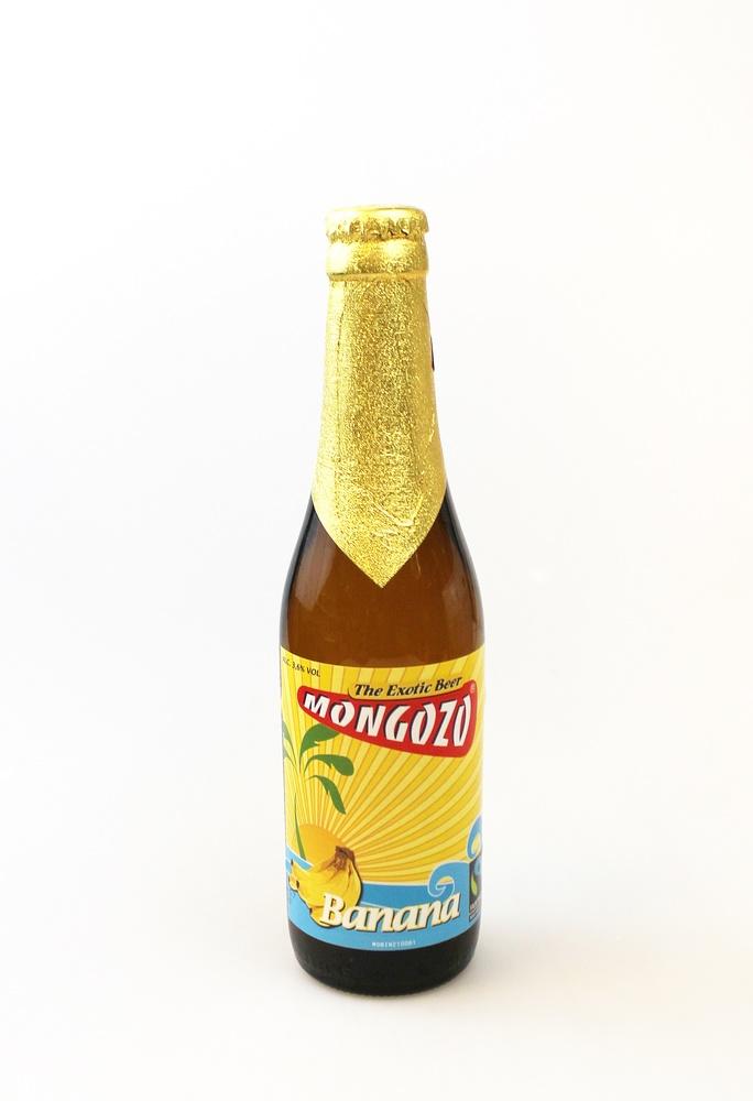 Mongozo Bananenbier 33cl Banana - (Afrikaans recept uit Tanzania)