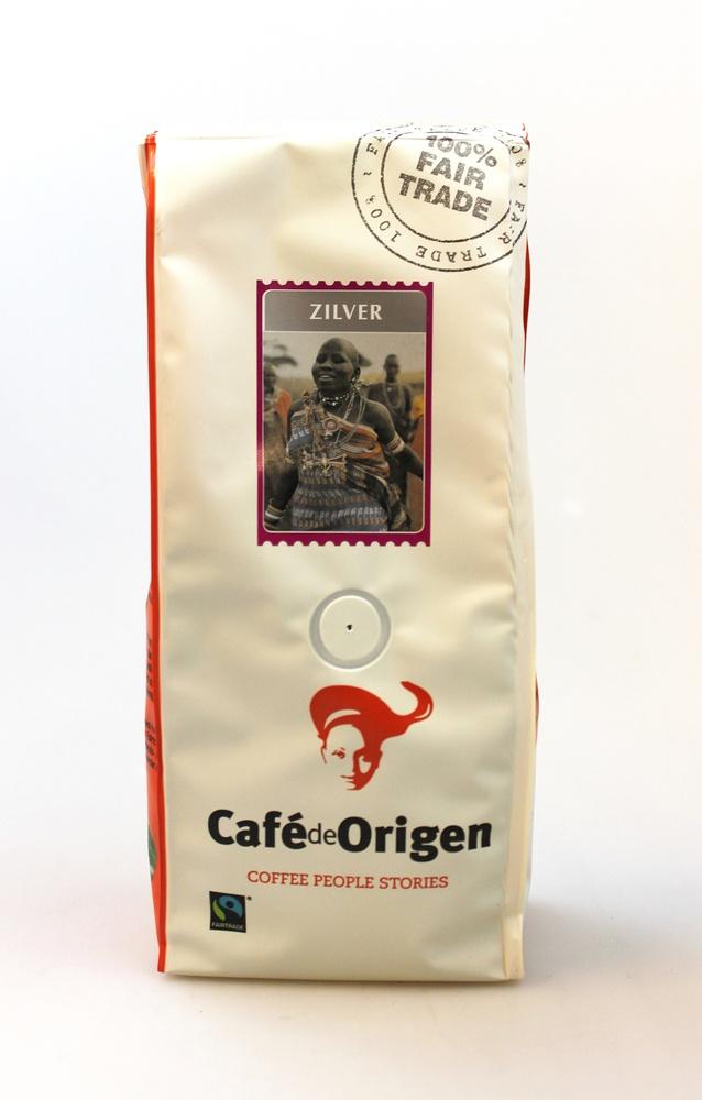 Koffie Mild Zilver Cafe de Origen 250g snelfilter Neuteboom - Cepicafe Peru
