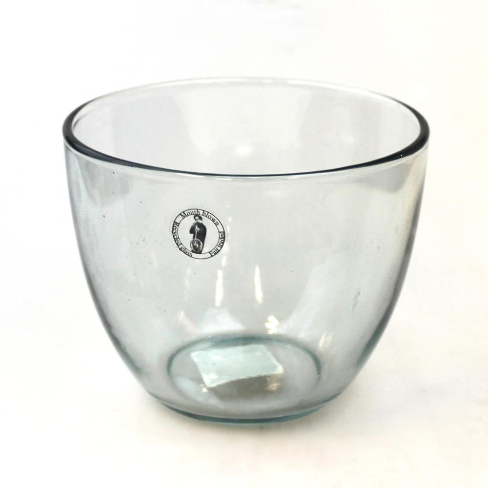 Schaaltje glas D13cm - Vietnam