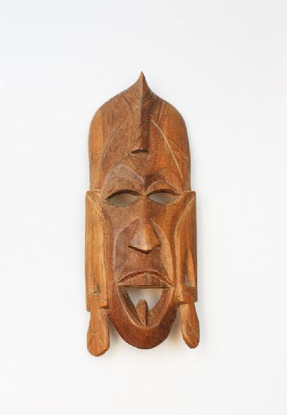 Masker hout nrB4.203 -- Ghana
