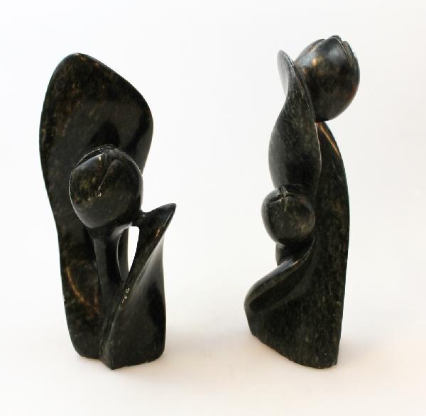 Beeld Tulp - Bloem 18cm Serpentijn - Zimbabwe