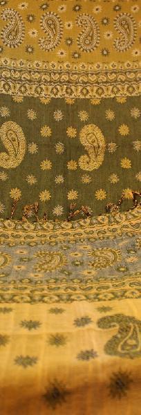 Sjaal - Shawl Viscose, 180 x 70 cm, wintersjaal, TAR - India