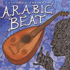 CD Arabic Beat - Putumayo