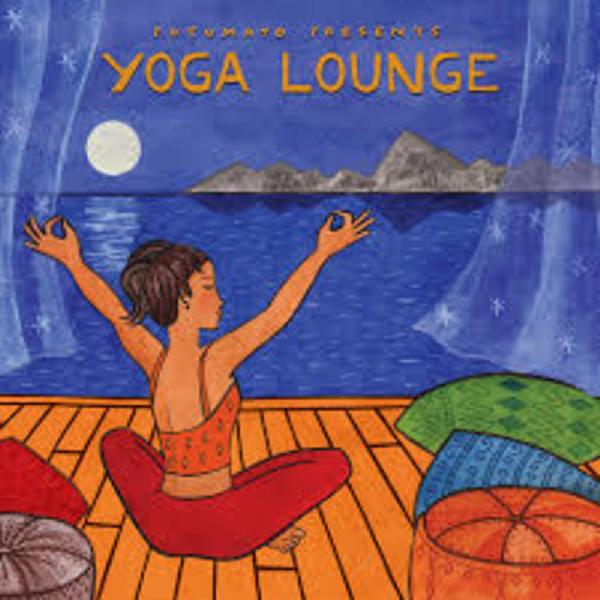 CD Yoga Lounge - Putumayo