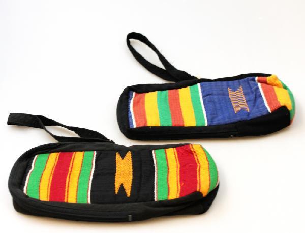 Polstas van Kente-doek, Ashanti koningsstof - Ghana