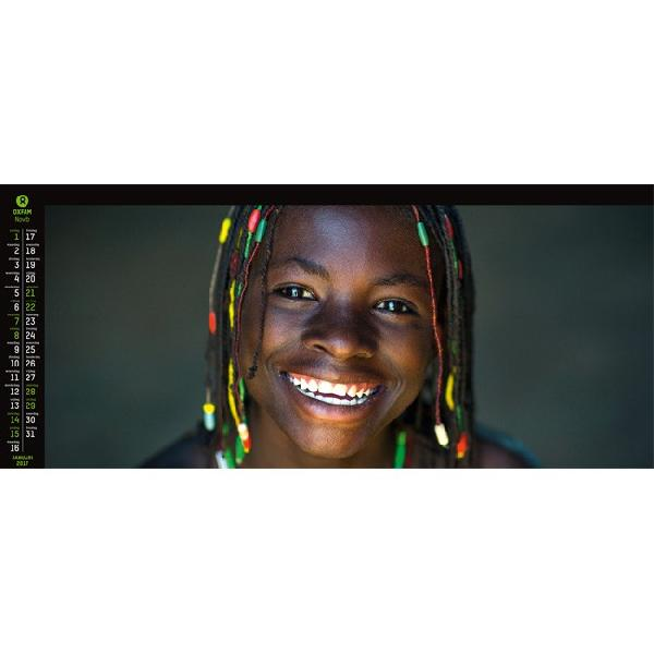 Kalender 2017 Thuis 4e gratis Oxfam-Novibkalender