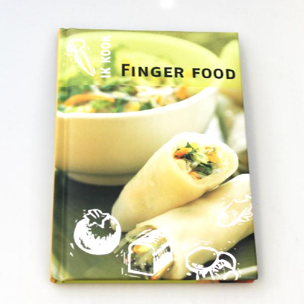 Kookboek Ik kook Finger food